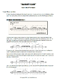 Drum Fills eBook Screen Shot - Basket Case