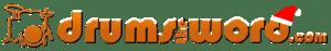 Xmas Logo - DrumsTheWord.com