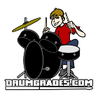 Allan Varnfield (DrumGrades.com) - Learn how to play and pass your drum grades with video drum lessons and sheet music.