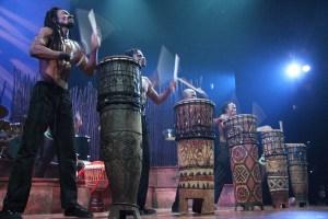 Zim Drums Piece Drum Struck