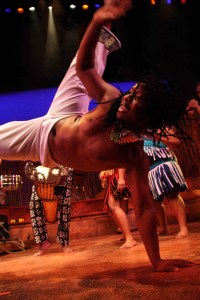 Emmanuel Acrobatics Drum Struck