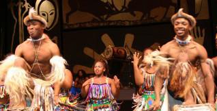 Drumstruck 2010 Zulu Drum and Dance