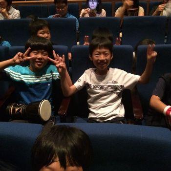 Korean kids loving the show