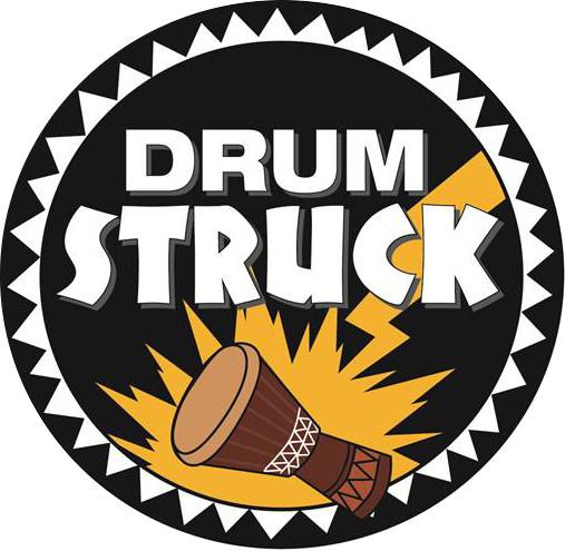 Drum Struck Logo Traparent