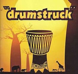 Drum Struck Australia Poster