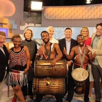 Catch Us Live on Australian Television