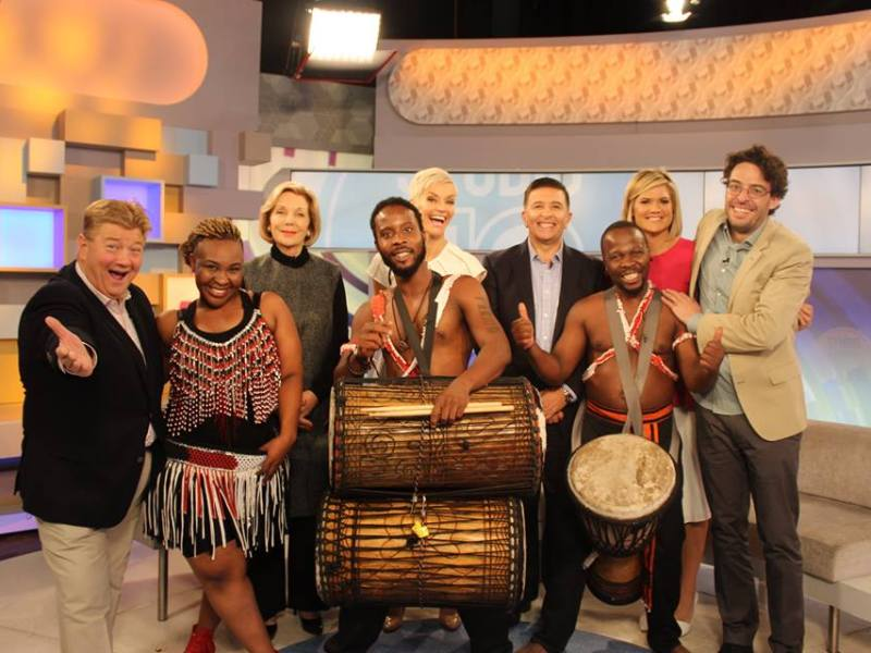 Drum Struck with Studio 10