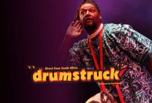 Drum Struck Poster
