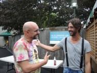 Meeting Ryan Bingham