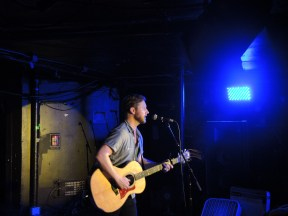 Cory Branan at the Middle East in Cambridge, Sunday, July 21