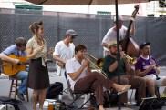 Smoking Time Jazz Club on Royal Street
