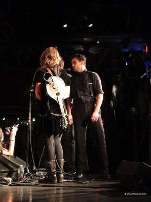 Zach Williams and Kanene Pipkin