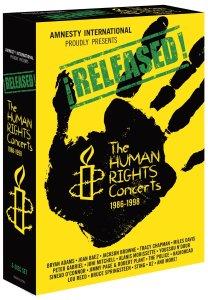 Released DVDs