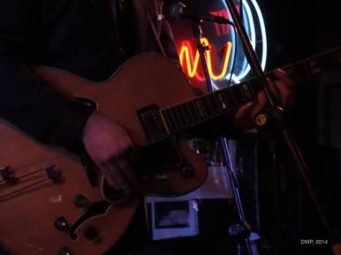 Jeese Dee's guitar