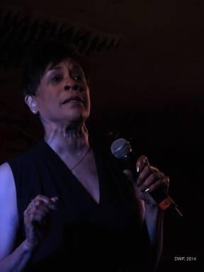 Bettye LaVette sings a capella