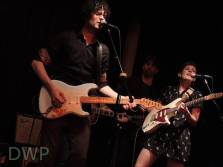 Will Dailey and Mia Dyson sing together