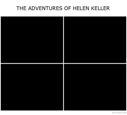 the adventures of helen keller 500x453 the adventures of helen keller