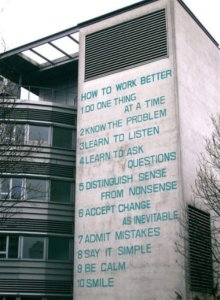 how to work better