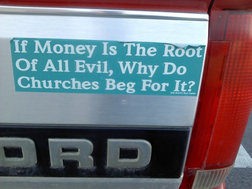 money is the root of all that is evil 500x375 money is the root of all that is evil
