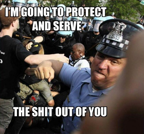 Im going to protect and serve the shit out of you 500x465 Im going to protect and serve the shit out of you