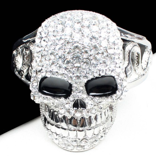 crystal diamond skull 500x500 crystal diamond skull