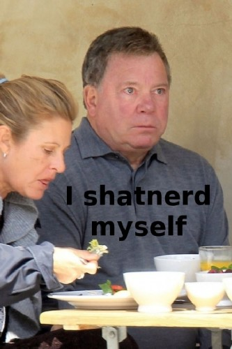 i shatnered myself 333x500 i shatnered myself