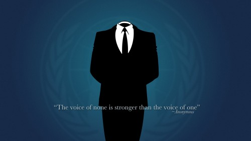 the voice of none is stronger than the voice of one 500x281 the voice of none is stronger than the voice of one