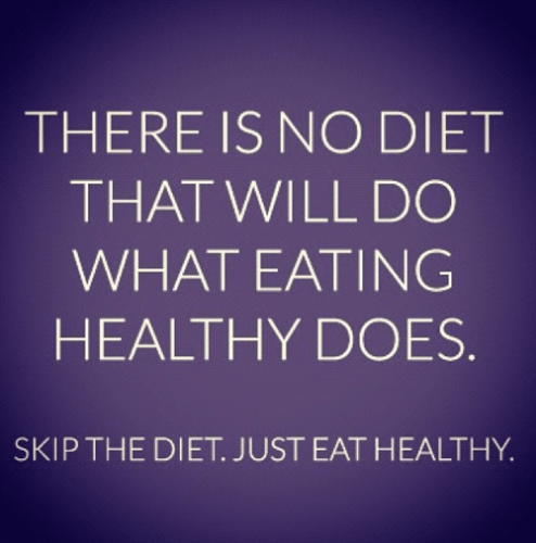 there is not diet 494x500 there is not diet