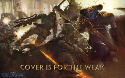warhammer 40k cover is for the weak 500x312 warhammer 40k   cover is for the weak