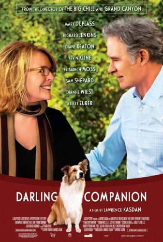 Darling Companion movie poster 337x500 Darling Companion movie poster