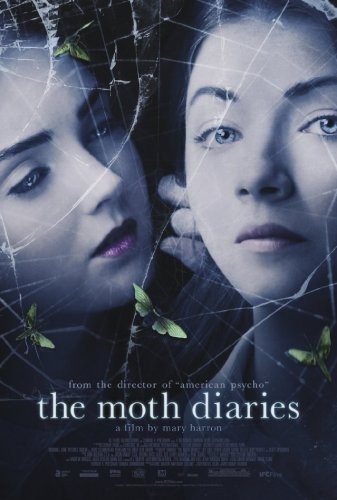 The Moth Diaries movie poster 337x500 The Moth Diaries movie poster