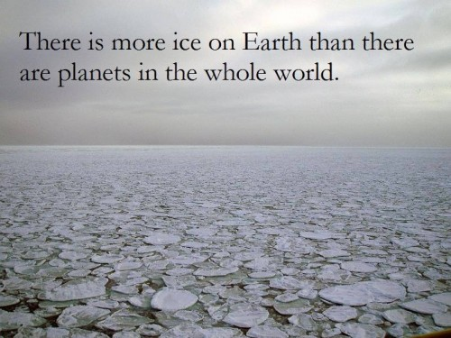 There is more ice on earth 500x375 There is more ice on earth
