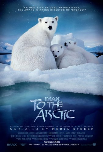 To the Arctic movie poster 337x500 To the Arctic movie poster