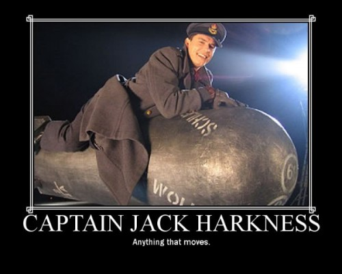 captain jack harkness anything that moves 500x400 captain jack harkness   anything that moves