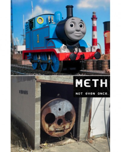 meth not even once 401x500 meth   not even once