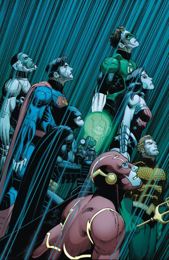 Justice League of America 10 by Romita 666x1024 Justice League of America 10 by Romita