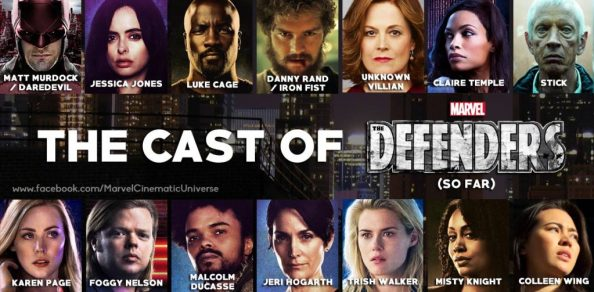The Cast of the Defenders 1024x503 The Cast of the Defenders