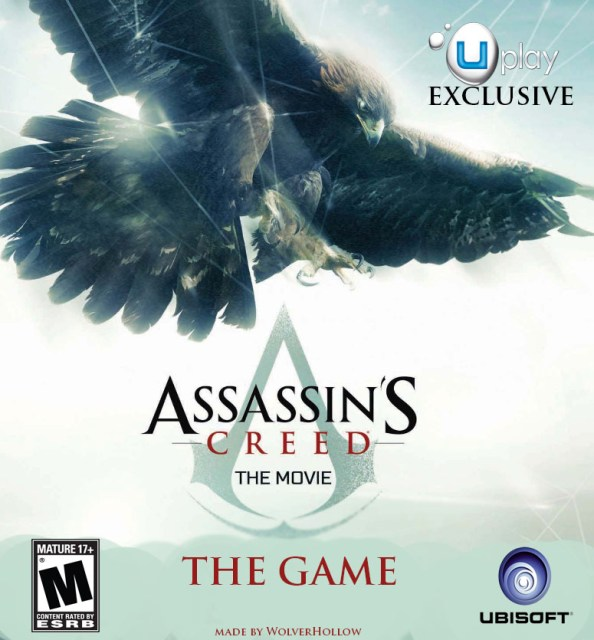 Assassins Creed The Movie The Game Assassins Creed  The Movie  The Game