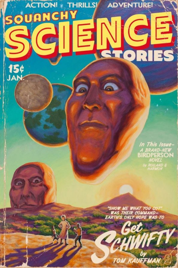 Squanchy Science Stories 682x1024 Squanchy Science Stories