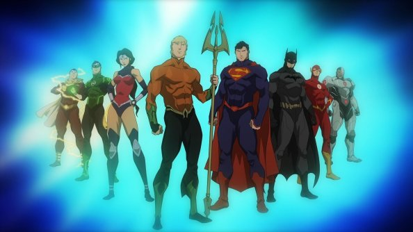 The old New Justice League 1024x576 The old New Justice League