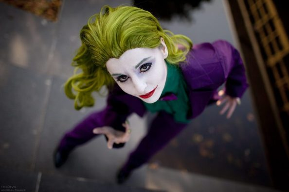 Female Joker Cosplayer 1024x683 Female Joker Cosplayer