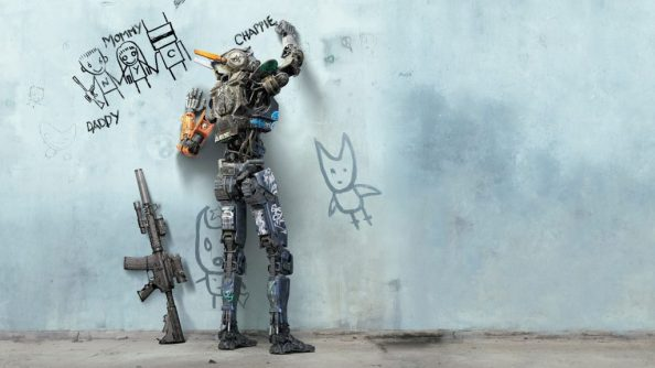 Chappie Makes Art