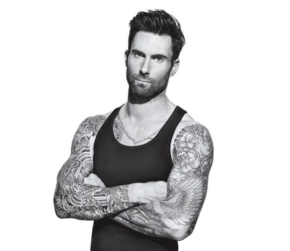 Adam Levine has goofy tattoos 1024x886 Adam Levine has goofy tattoos