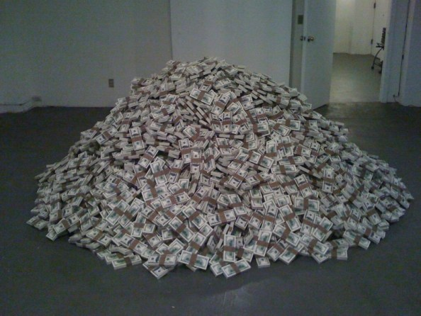 pile of money pile of money
