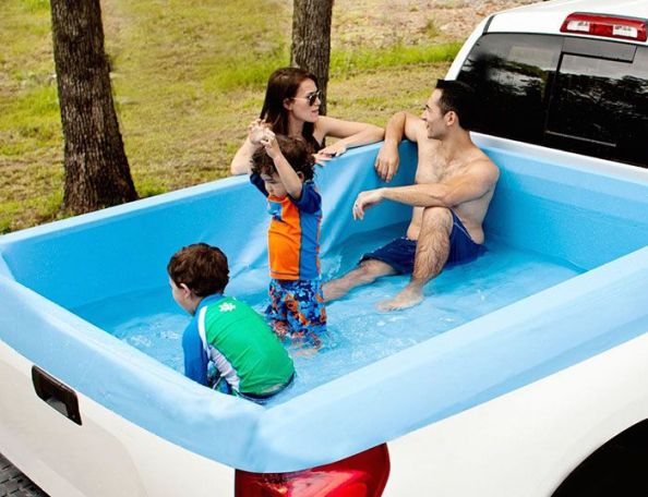 truck pool party truck pool party