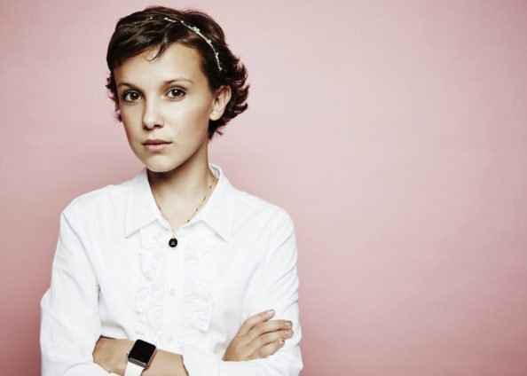 Millie Bobby Brown is intense 1024x731 Millie Bobby Brown is intense