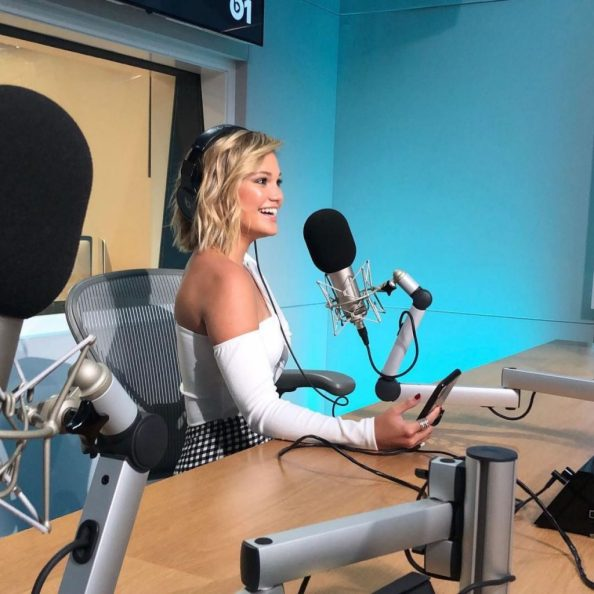 Olivia Holt in the studio 1024x1024 Olivia Holt in the studio