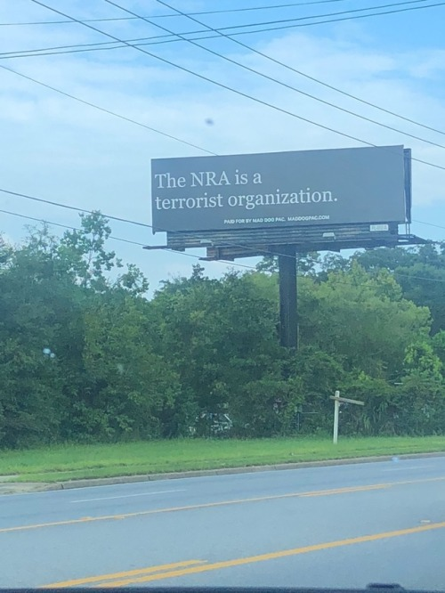 the NRA is a terrorist organization the NRA is a terrorist organization
