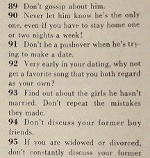 How to Get A man