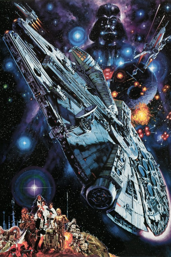 Star Wars Collage 683x1024 Star Wars Collage